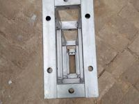 方管热镀锌桁架